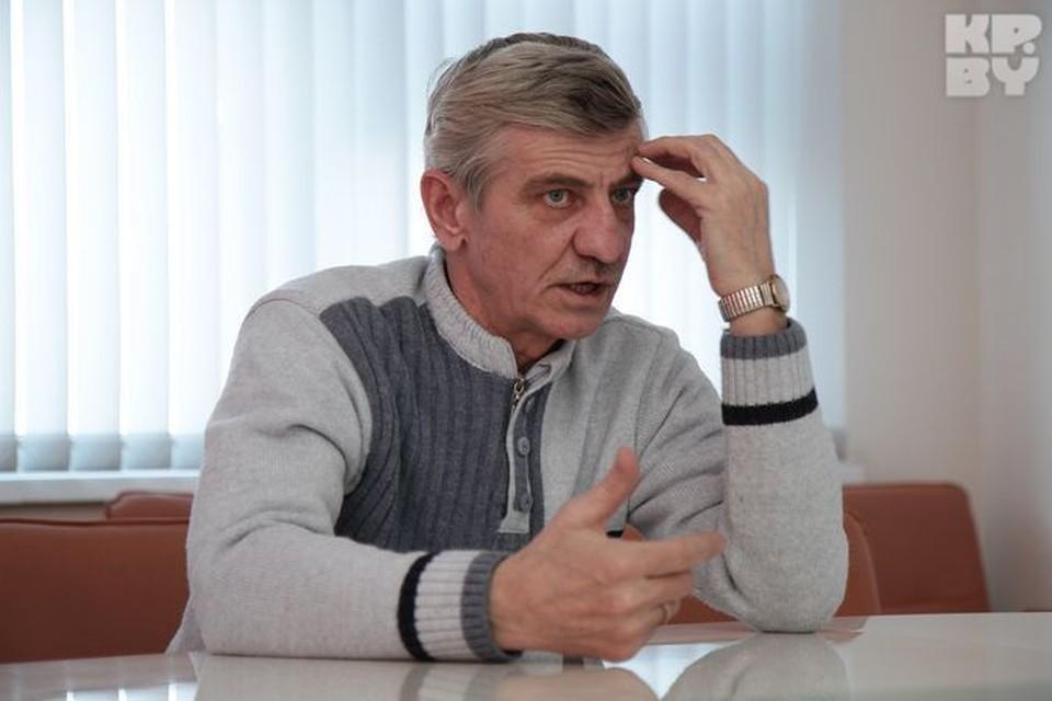 Сергей Анисько рассказал про войну в Афгане без прикрас.