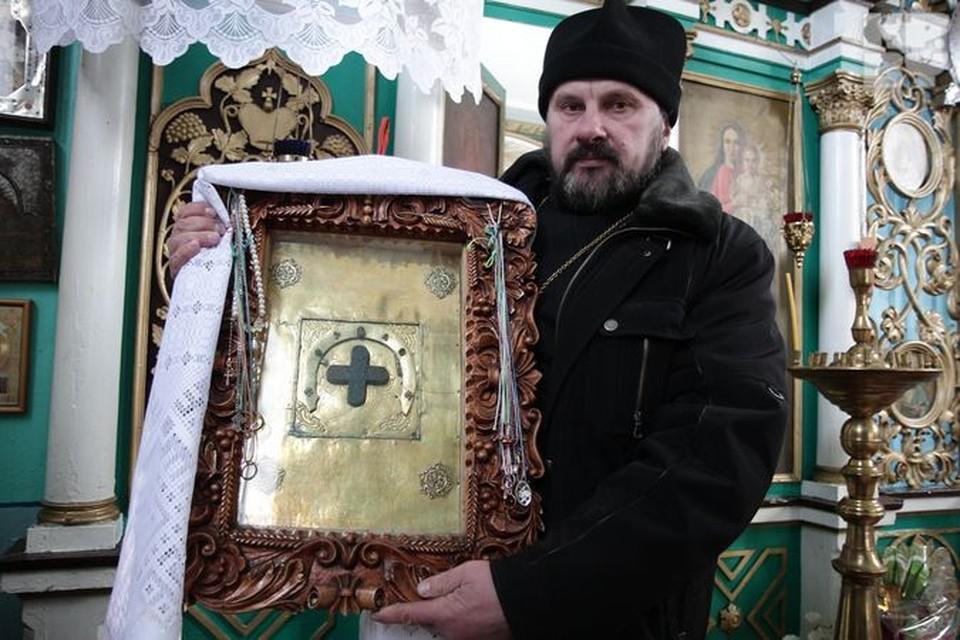 К Купятицкой иконе паломники едут за исцелением