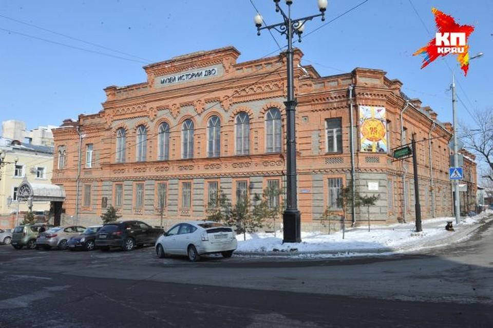Военный музей Восточного военного округа готовится к повторному открытию