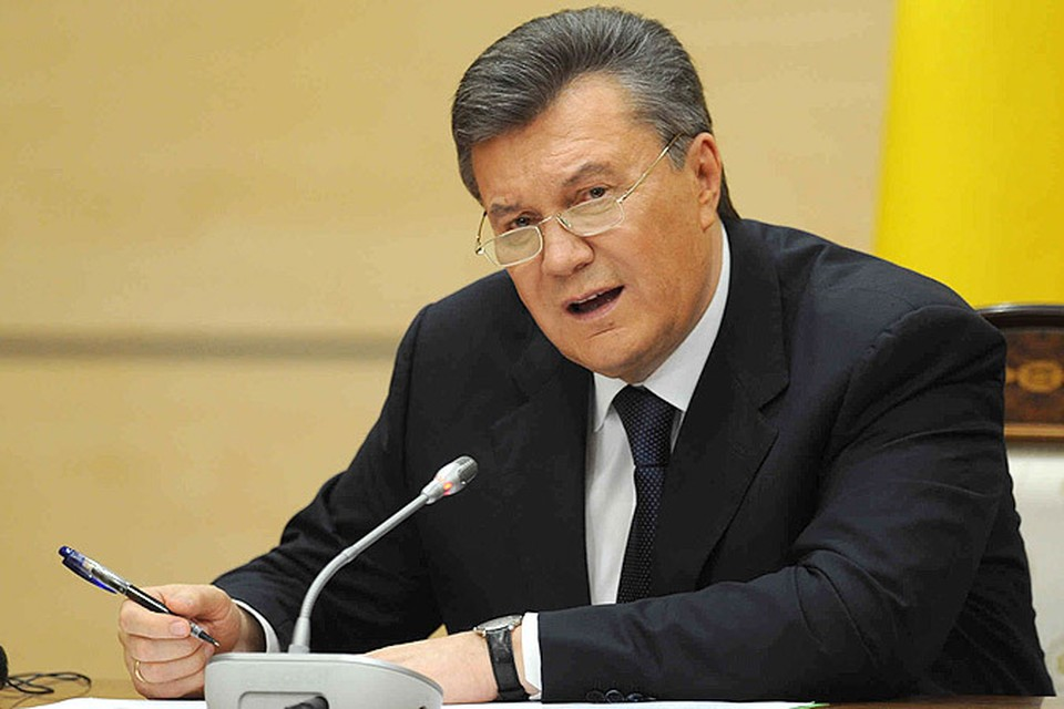 """Виктор Янукович: """"Мне стыдно. Я хочу извиниться перед украинским народом, что не смог удержать стабильность»"""