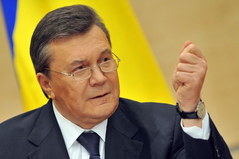 Самоустранившийся президент Украины Виктор Янукович продолжает делать громкие заявления из Ростова-на-Дону.