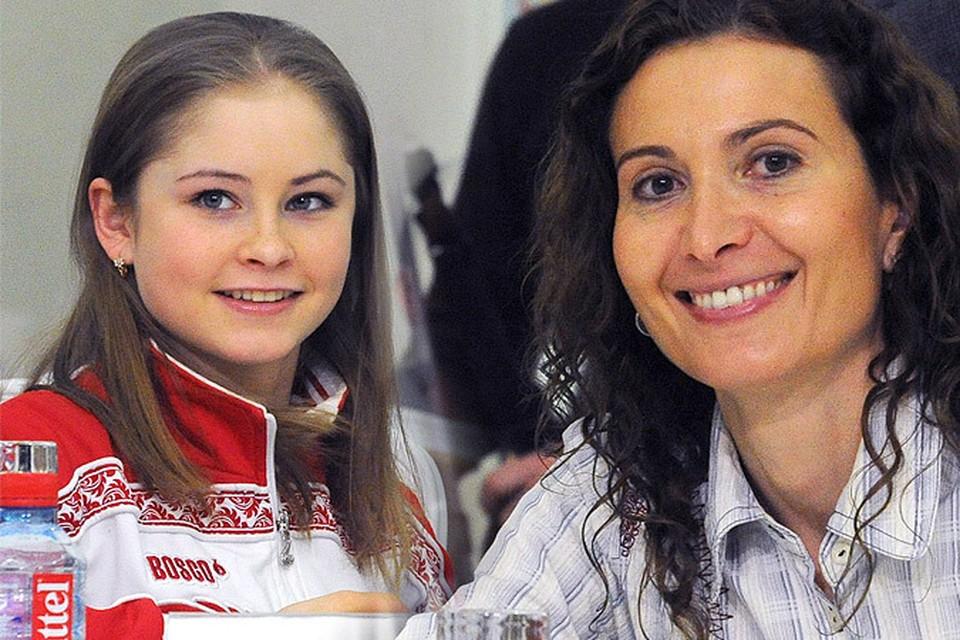 Тренер Липницкой Этери Тутберидзе: «Юлю позвал в свое ледовое шоу Илья Авербурх»