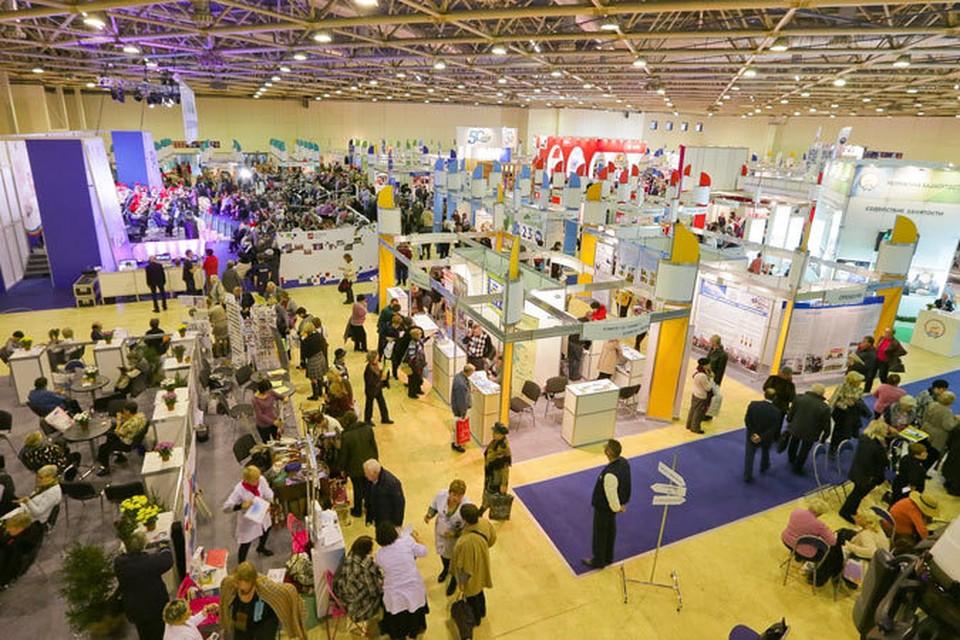 IV Международный Форум-выставка «50 ПЛЮС. Все плюсы зрелого возраста» ждет посетителей.
