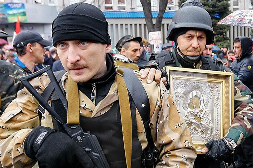 Самооборона Донбасса: Защищать свою землю будем до конца