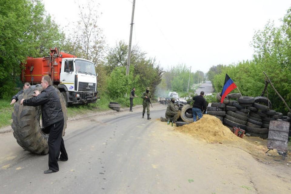 В ночь на 2 мая Киев начал активную фазу антитеррористической операции на юго-востоке страны