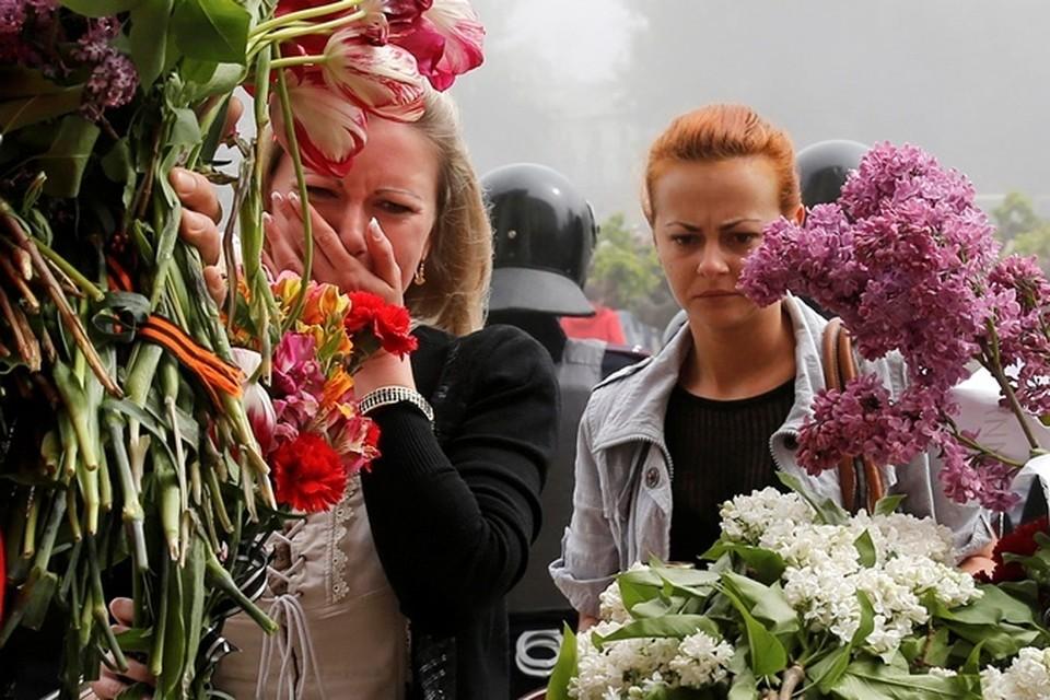 На Украине объявлен траур по погибшим в Одессе