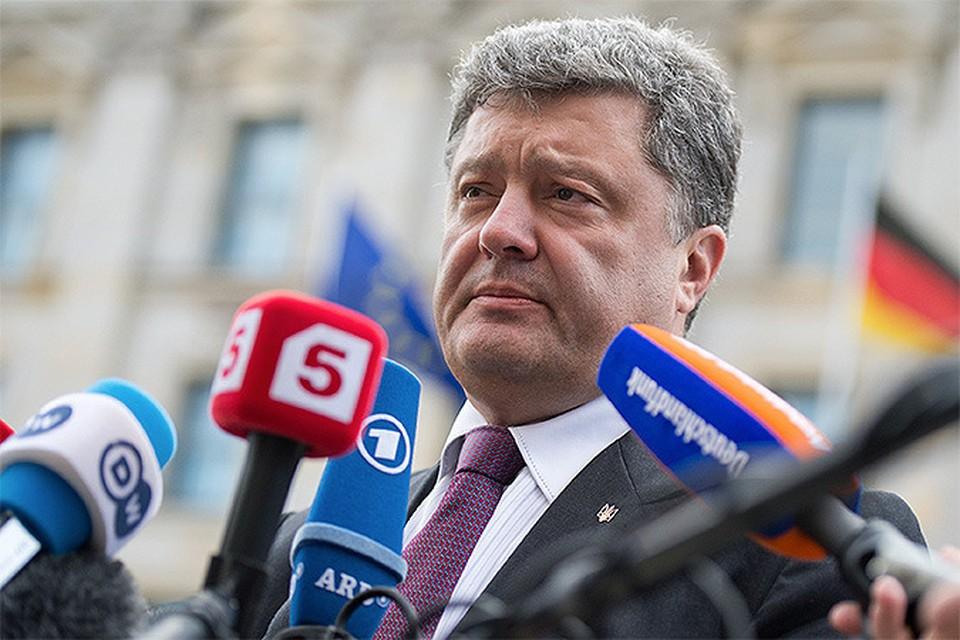 Предварительный победитель президентских выборов на Украине Петр Порошенко подсчитал расходы на предвыборную кампанию