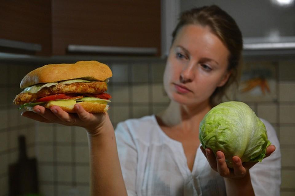Простые диеты без мяса