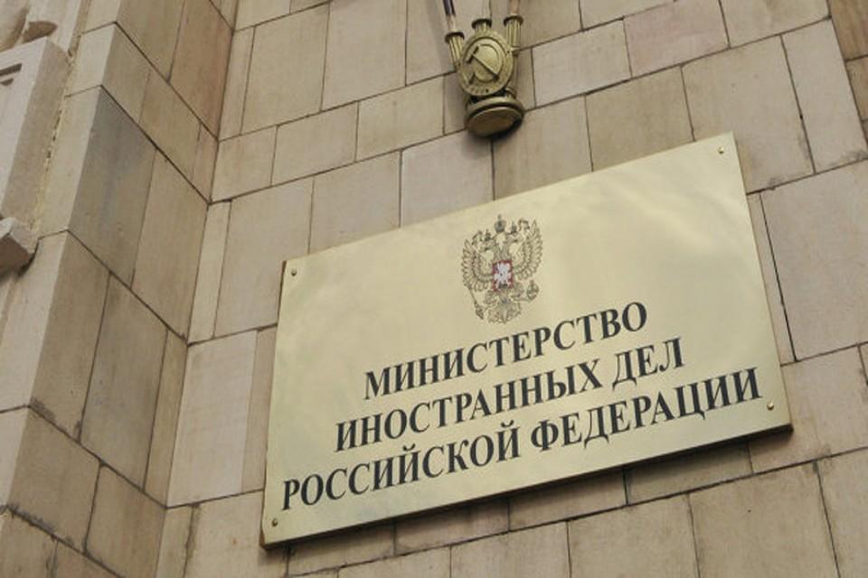 В Министерстве иностранных дел России прокомментировали страшные события в Луганске