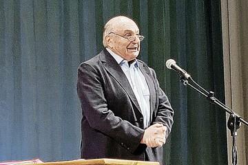 Михаил Жванецкий - на концерте в Киеве: Я приехал в родную враждебную страну