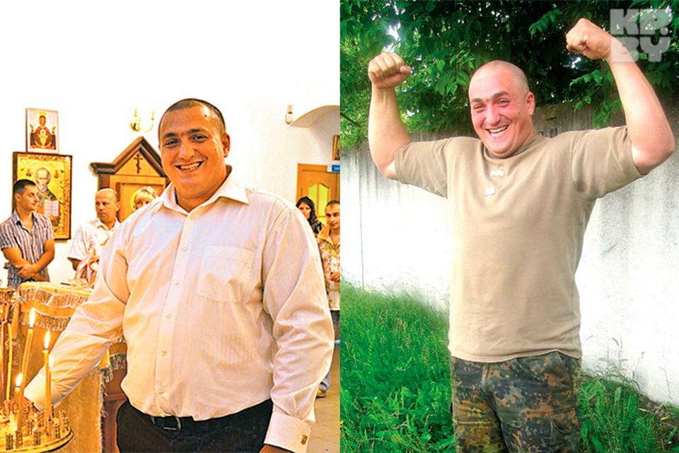 За четыре месяца молодой мужчина из Жодино похудел на 27 кг.