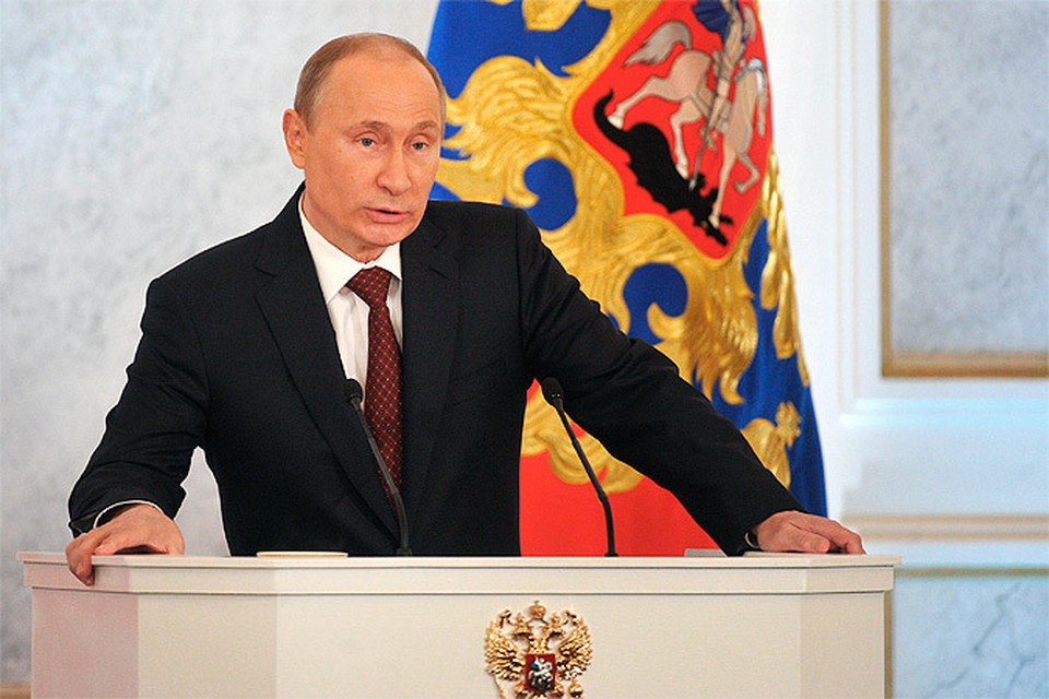 В своей предвыборной программе Владимир Путин заявил борьбу с коррупцией как один из главных элементов своей стратегии