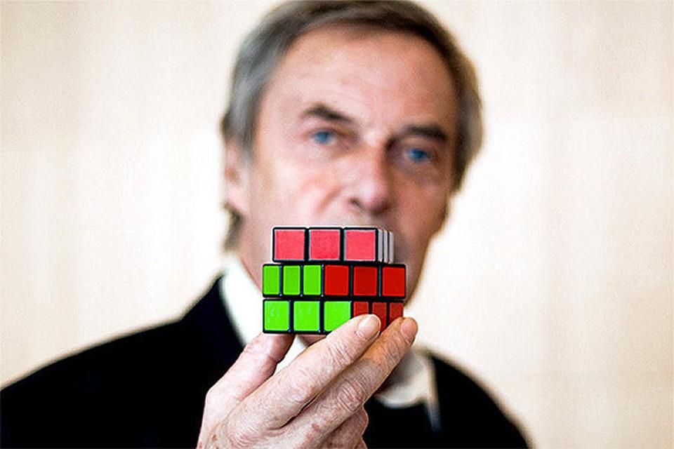 Эрнё Рубику 13 июля исполняется 70 лет: