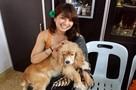 В своем последнем смс стюардесса разбившегося «Боинга» попросила присмотреть за ее собакой