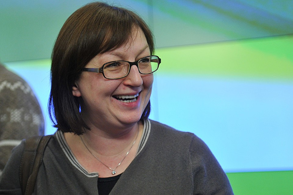 Галина Тимченко, бывший руководитель одного популярного сетевого ресурса