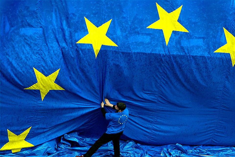 В список ЕС попали российские чиновники и крымские предприятия