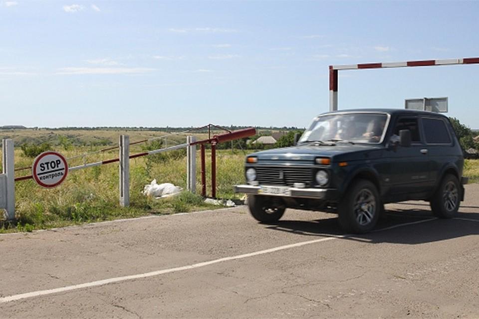 На российской стороне границы с Украиной все спокойно