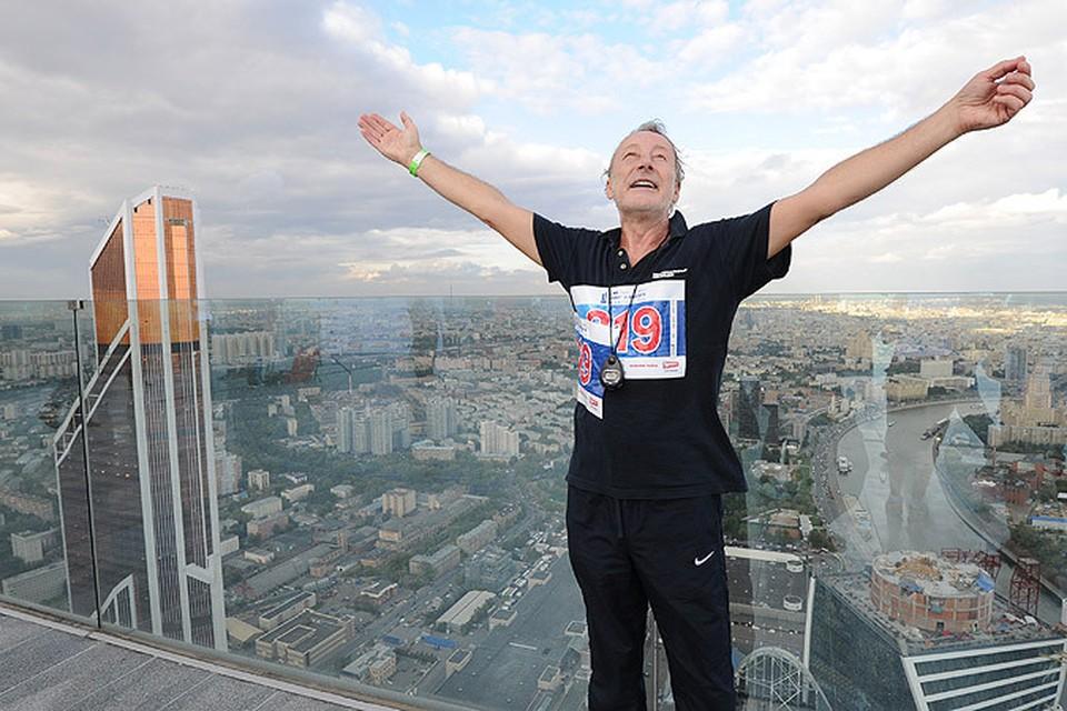 Наш корреспондент покорил вершину самого высокого жилого здания в мире. И при этом остался жив
