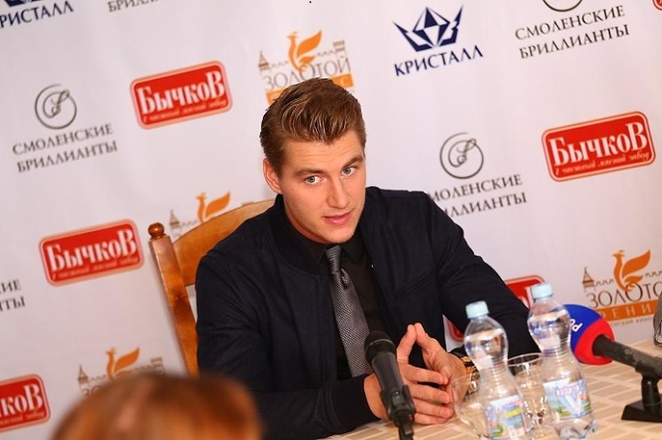 Алексей Воробьев получил приз на смоленском кинофестивале.
