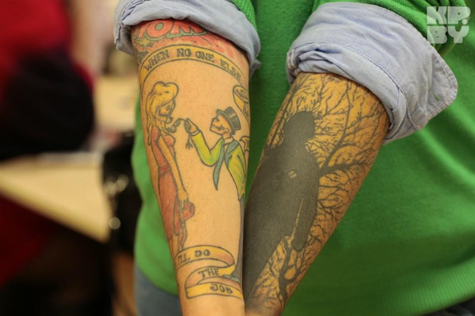 Татуировки определяющие сексуальную ориентацию