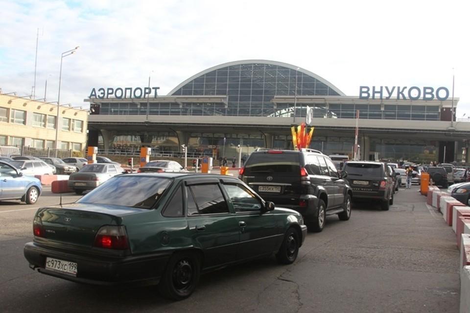 Администрация аэропорта нашла водителя, он жив и невредим