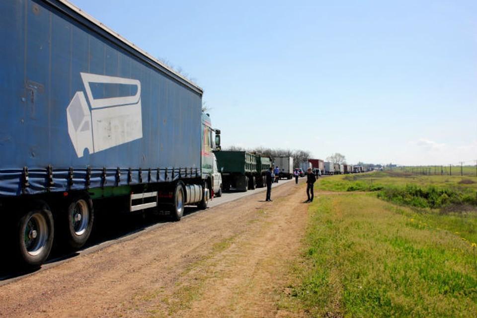 Вывозить товары из Крыма теперь можно только по согласованию с Министерством сельского хозяйства