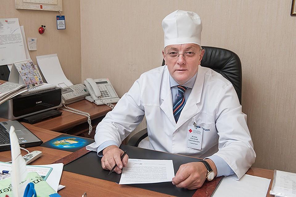 кто главнее главный врач или заведующий отделением для моек