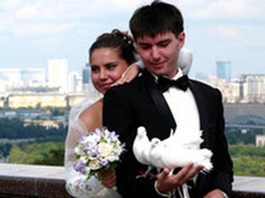 Картинки невесты после свадьбы в постели #7