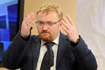 Виталий Милонов: Страна, которая позволяет рубить иконы, не будет жить