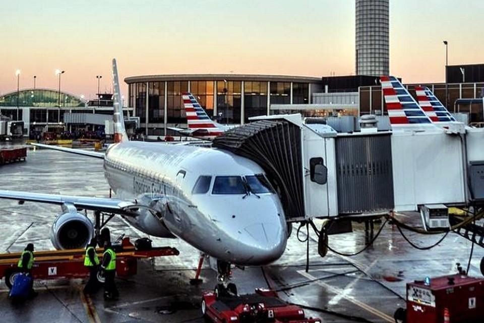 Аэропорт О'Хара города Чикаго в США прославился из-за признаний бывшего работника.