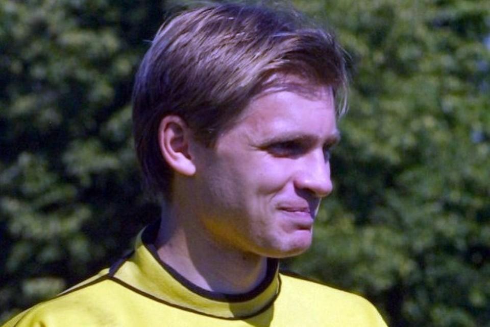 Вратарь Сергей Перхун трагически погиб, выступая за московский ЦСКА.