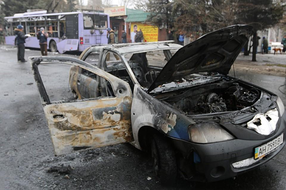В четверг, 22 января, ЧП случилось в Ленинском районе Донецка