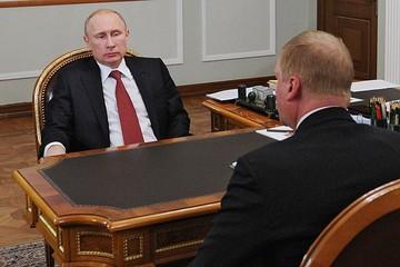Путин призвал Чубайса не терять международные контакты