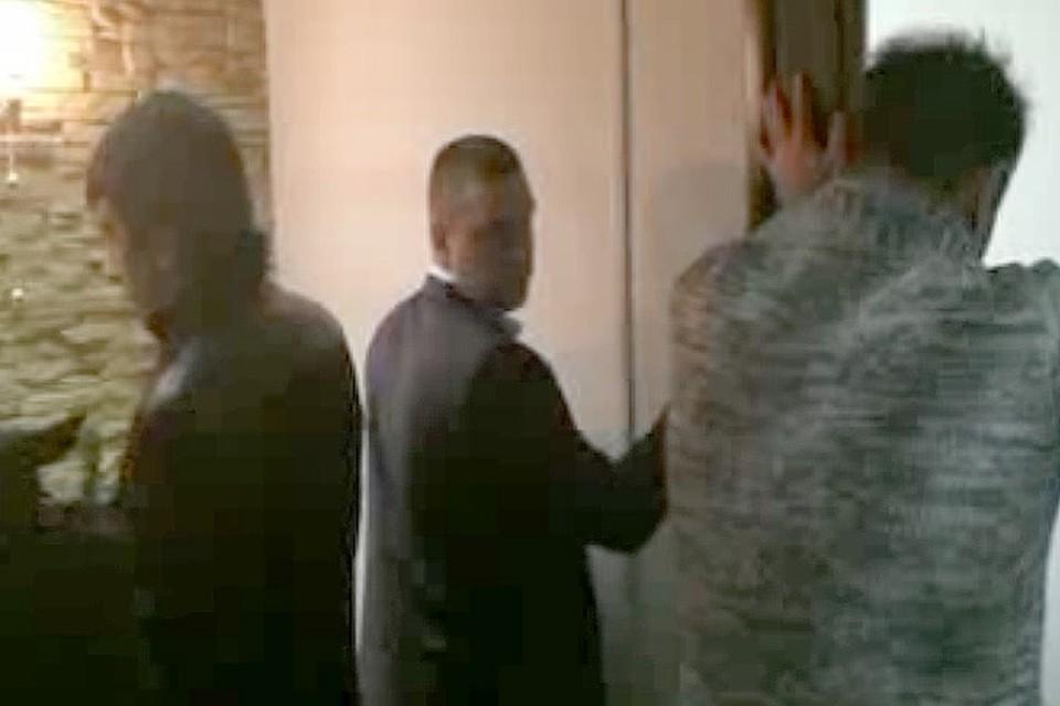 """Полицейские задержали ряд преступных авторитетов на """"сходке"""""""
