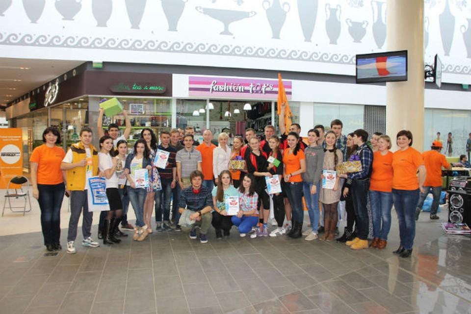 Команды из 5 крымских вузов соревновались за звание лучшей