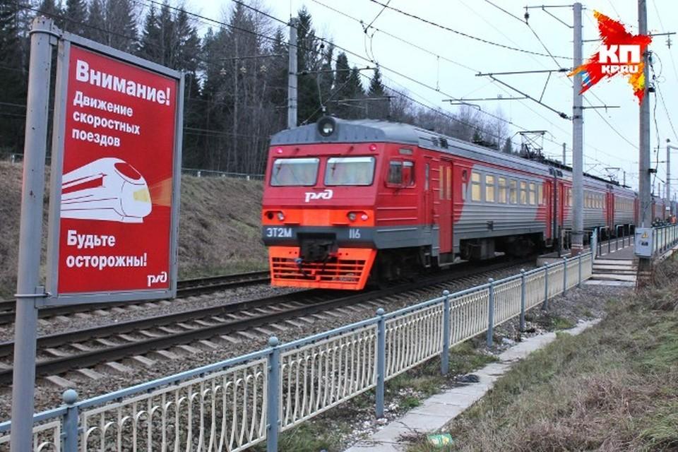 С 1 февраля в Тверской области будут отменены 48 электричек