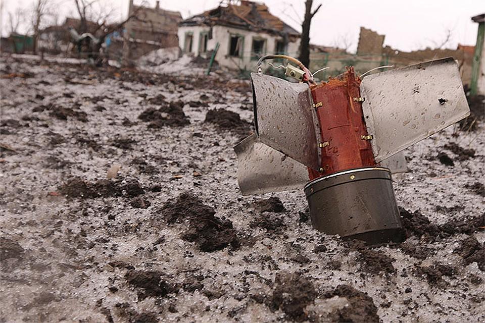 ВСУ обстреляли Докучаевск