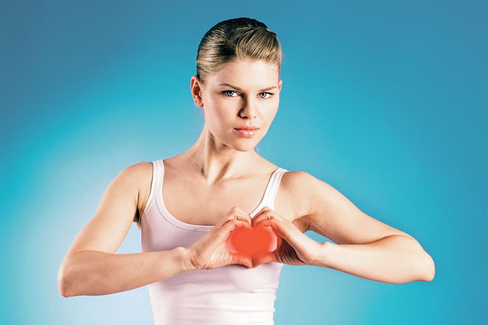 Девушка болевшая сердечно сосудистой болезнью может передать по сексу