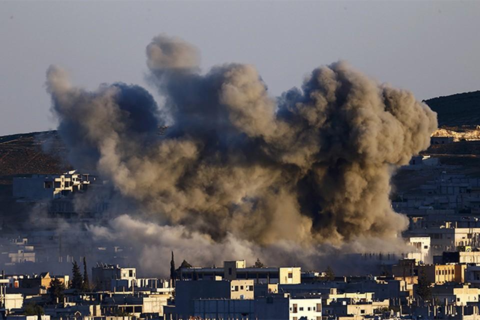 ИГ продолжает атаковать населенные пункты Сирии и Ирака