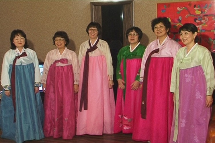 «Соседи» в гостях у иркутских корейцев