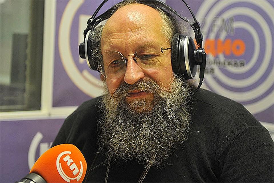 Анатолий Вассерман - радио «КП»: «Почему три года назад я посоветовал беречься Немцову»