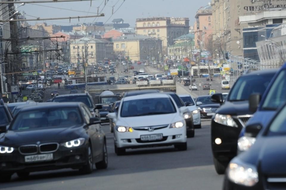 В Москве дороги будут ремонтировать с 15 апреля по 25 августа