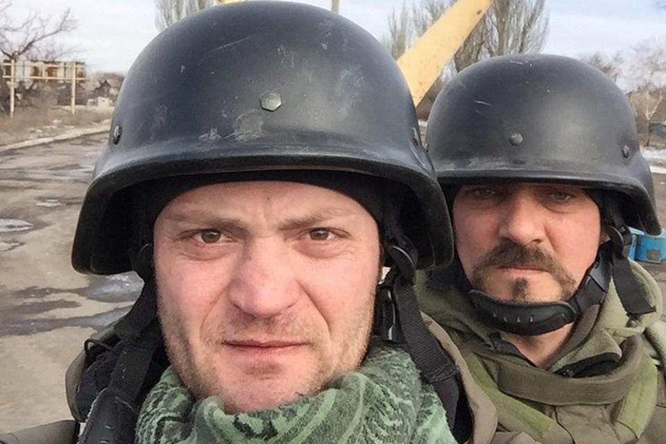 В июне, Александра Коца и Дмитрия Стешина, как и десяток российских коллег, внесли в розыскные списки СБУ