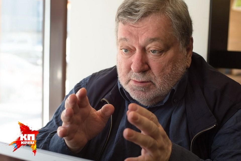 Борис Мездрич раскрыл финансовые тайны новосибирского оперного театра.