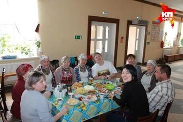 Японка проехала полмира на перекладных ради «Бурановских бабушек»