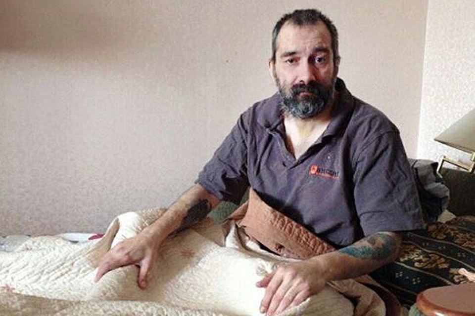 Писатель Баян Ширянов. Фото - личный фотоархив.