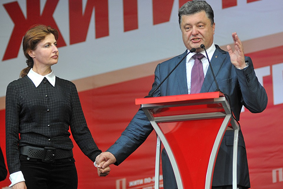 Месяц продовольственного обеспечения семьи Порошенко обходится госбюджету Украины в 370 тысяч евро