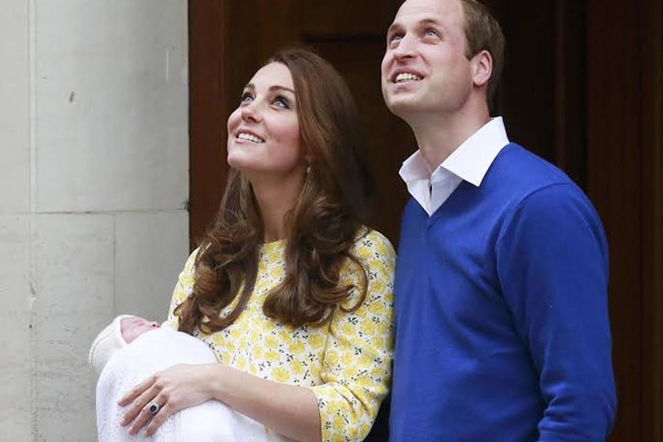Долгожданное пополнение в королевской семье!