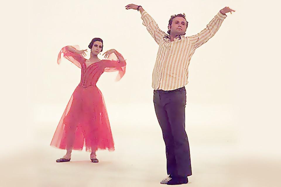 Майя Михайловна сама выбрала молодого белорусского хореографа.