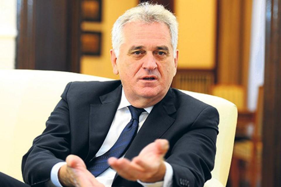 Томислав Николич поспешил также заявить, что и «Турецкий поток» ему не нужен